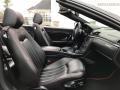 Maserati GranTurismo Convertible GranCabrio Nero (Black) photo #12