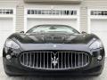 Maserati GranTurismo Convertible GranCabrio Nero (Black) photo #23