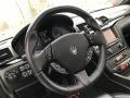 Maserati GranTurismo Convertible GranCabrio Nero (Black) photo #39