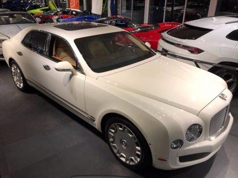 Arctica 2014 Bentley Mulsanne