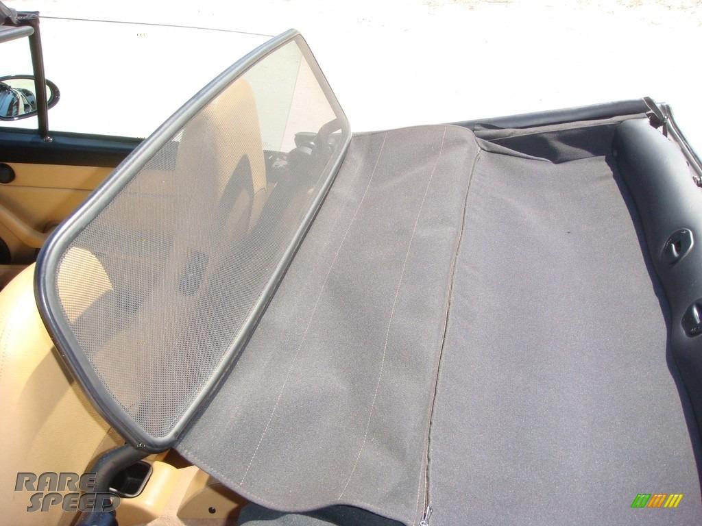 1996 911 Carrera Cabriolet - Black / Cashmere Beige photo #15