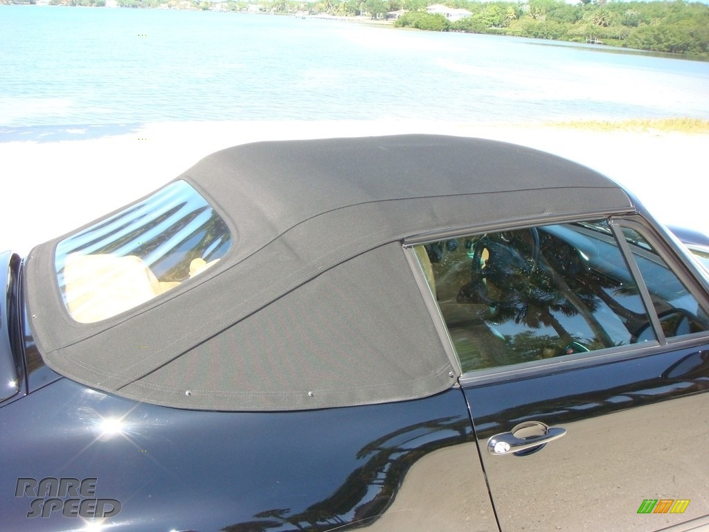 1996 911 Carrera Cabriolet - Black / Cashmere Beige photo #30