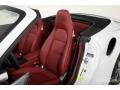 Porsche 911 Turbo Coupe White photo #16