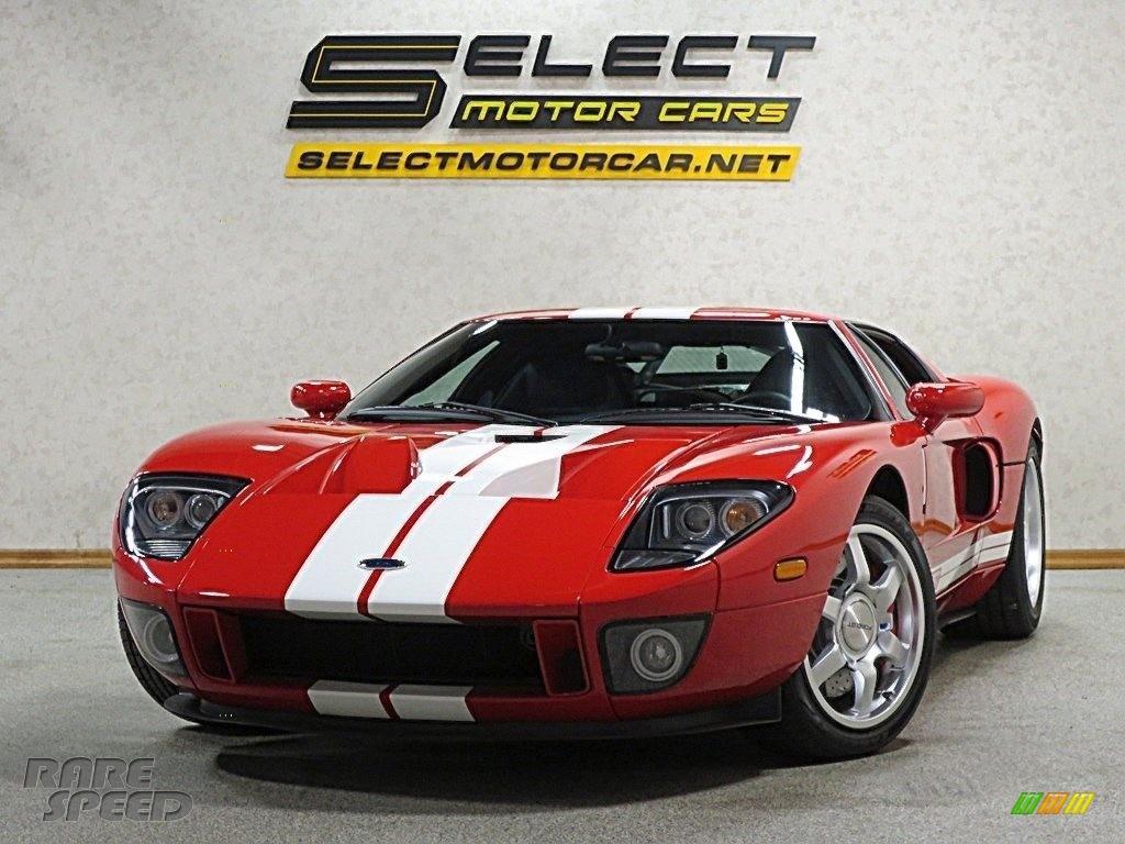 2005 GT  - Mark IV Red / Ebony Black photo #1