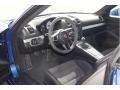 Porsche Cayman GT4 Sapphire Blue Metallic photo #3
