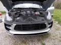 Porsche Macan GTS Rhodium Silver Metallic photo #19