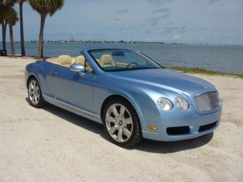 Silverlake 2008 Bentley Continental GTC