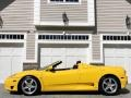Ferrari 360 Spider F1 Giallo (Yellow) photo #1