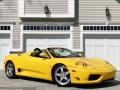Ferrari 360 Spider F1 Giallo (Yellow) photo #2