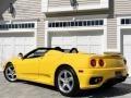 Ferrari 360 Spider F1 Giallo (Yellow) photo #3