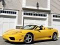 Ferrari 360 Spider F1 Giallo (Yellow) photo #4