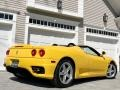 Ferrari 360 Spider F1 Giallo (Yellow) photo #5