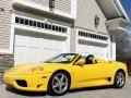 Ferrari 360 Spider F1 Giallo (Yellow) photo #16