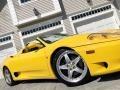 Ferrari 360 Spider F1 Giallo (Yellow) photo #20