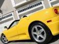 Ferrari 360 Spider F1 Giallo (Yellow) photo #21