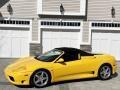 Ferrari 360 Spider F1 Giallo (Yellow) photo #97