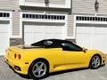 Ferrari 360 Spider F1 Giallo (Yellow) photo #100