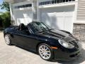 Porsche Boxster S Black photo #16