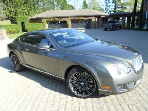 Granite 2009 Bentley Continental GT