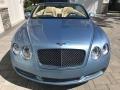 Bentley Continental GTC  Silverlake photo #7