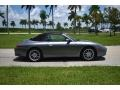 Porsche 911 Carrera Cabriolet Seal Grey Metallic photo #4
