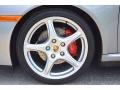Porsche 911 Carrera 4 Cabriolet GT Silver Metallic photo #74