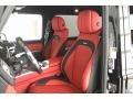 Mercedes-Benz G 63 AMG Obsidian Black Metallic photo #14