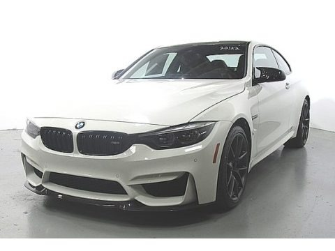 Alpine White 2020 BMW M4 Coupe