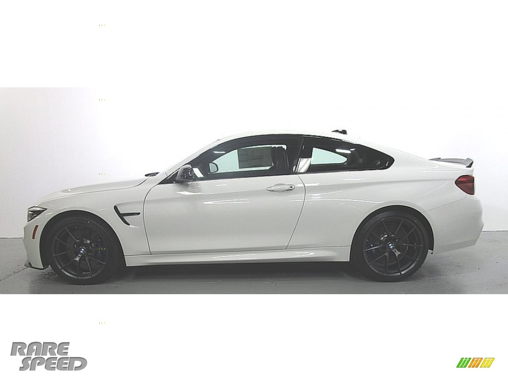 2020 M4 Coupe - Alpine White / Carbonstructure Anthracite/Black photo #2