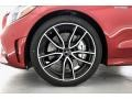 Mercedes-Benz C 43 AMG 4Matic Sedan designo Cardinal Red Metallic photo #9