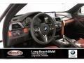 BMW M4 Coupe Mineral White Metallic photo #4