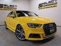 Audi S3 2.0T Tech Premium Plus Vegas Yellow photo #10
