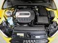 Audi S3 2.0T Tech Premium Plus Vegas Yellow photo #41