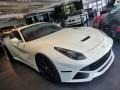 Ferrari F12berlinetta  Bianco Avus photo #1