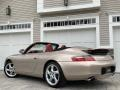 Porsche 911 Carrera Cabriolet Mirage Metallic photo #3