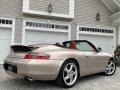 Porsche 911 Carrera Cabriolet Mirage Metallic photo #6