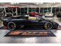 Lamborghini Murcielago Roadster Nero Aldebaran photo #5