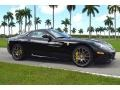 Ferrari 599 GTB Fiorano F1 Black photo #2