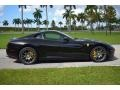 Ferrari 599 GTB Fiorano F1 Black photo #3