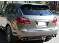 Porsche Cayenne Turbo Umber Brown Metallic photo #6