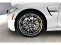 BMW M4 Coupe Mineral White Metallic photo #8
