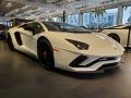 Lamborghini Aventador S Bianco Isis photo #1
