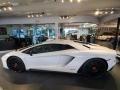 Lamborghini Aventador S Bianco Isis photo #5