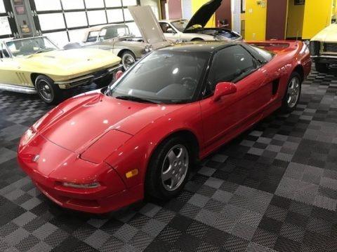 Formula Red 1991 Acura NSX
