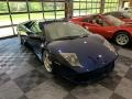 Lamborghini Murcielago Coupe Blu Hera (Dark Blue Metallic) photo #11