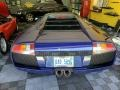 Lamborghini Murcielago Coupe Blu Hera (Dark Blue Metallic) photo #18
