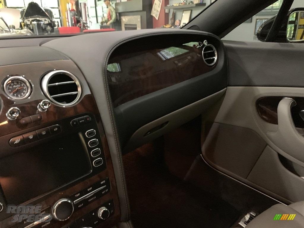 2006 Continental GT  - Diamond Black / Porpoise photo #10