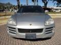 Porsche Cayenne  Crystal Silver Metallic photo #54