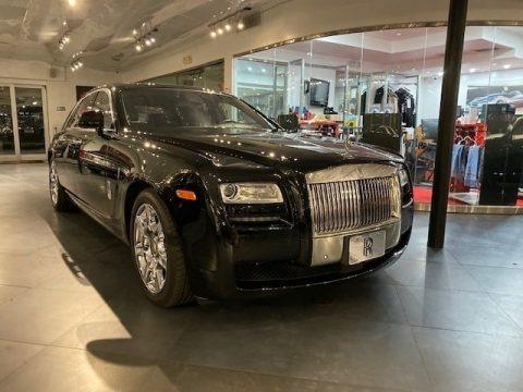 Diamond Black 2012 Rolls-Royce Ghost