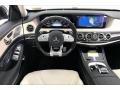Mercedes-Benz S 63 AMG 4Matic Sedan Anthracite Blue Metallic photo #4